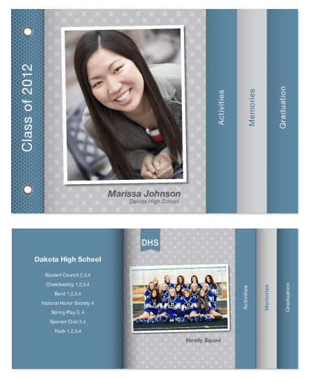 graduation announcements - Snapshot by Tracy Dunn