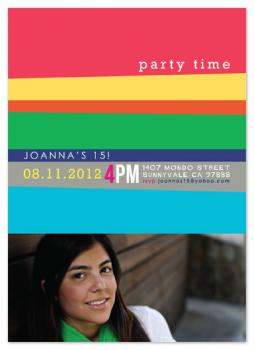 Colorblock Party