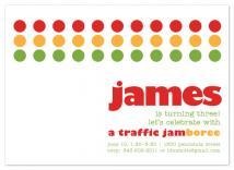 Traffic Jam-boree by Laura New