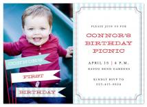 My First Picnic by Lulubean Designs