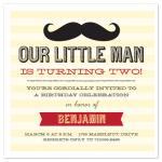 Our Little Man by Lulubean Designs