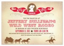 Wild West Rodeo by Truly Noted