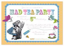 Mad Tea Party by Ambabee