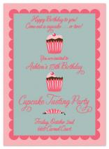 Cupcake Tasting Party by Ambabee