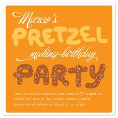 pretzel type party