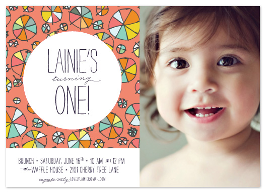 party invitations - Have a Ball! by hannahcloud DESIGN