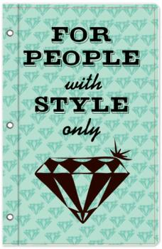 For people with style only