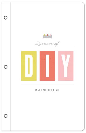 journals - DIY by Stacey Meacham