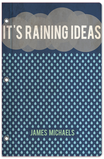 journals - Raining Ideas by Jordan Hart