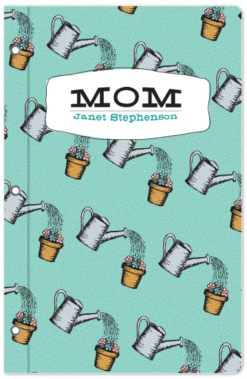 journals - Mom and Pots by Elaine Stephenson
