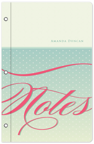 journals - Notes and Dots by Ana Maria Villanueva