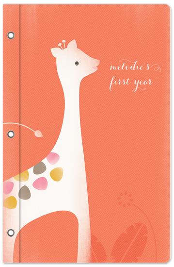 journals - gemma the giraffe by nocciola design