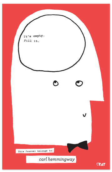 journals - Empty by ERAY