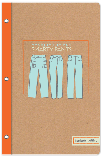 journals - Smarty Pants by Kathleen Niederhauser