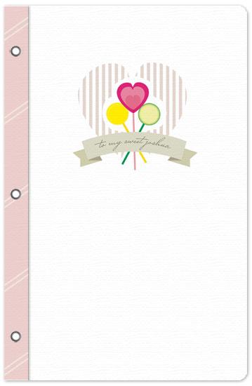 journals - Sweet As Candy by Rachel Buchholz