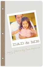 dad&me  by Jessica Kwok