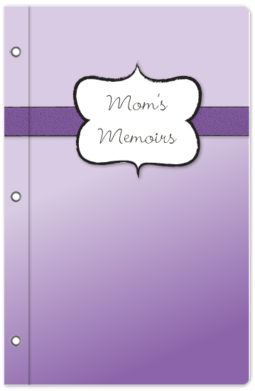 journals - Memoir Banner by Lisa Zizza McSweeney