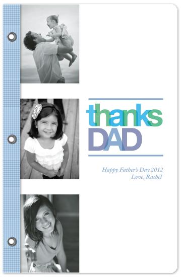 journals - To Dad with gratitude by Ellen Morse