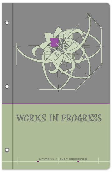 journals - Works in Progress by Maggie Ziomek