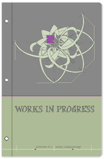 journals - Works in Progress by Maggie Ziomek