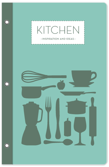 journals - Kitchen notes by msHay
