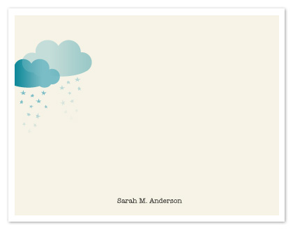 personal stationery - Indoor weather by msHay
