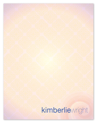 personal stationery - Dreamsicle by Le Stylographe Design