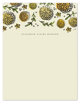 personal stationery - Dandy Lions by Snow and Ivy