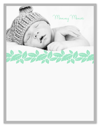 personal stationery - Mommy Memos by Sharise Williams