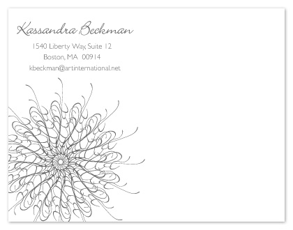 personal stationery - Pen And Ink by Maggie Ziomek