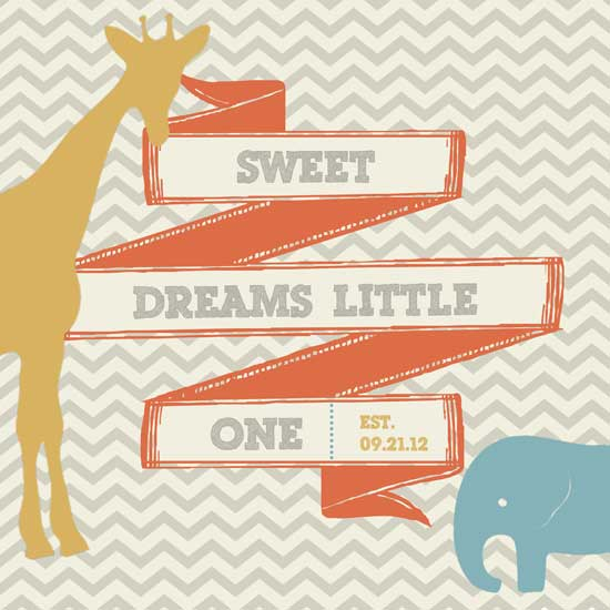 art prints - Sweet Dreams by Jayne Salentiny