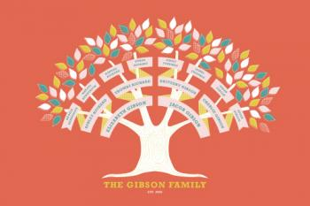 The Blossoming Family Tree
