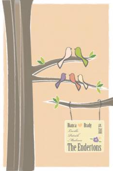 Birdies in a Tree