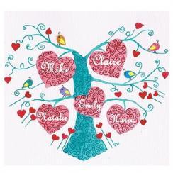 I heart my family tree