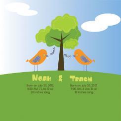 new birds in town