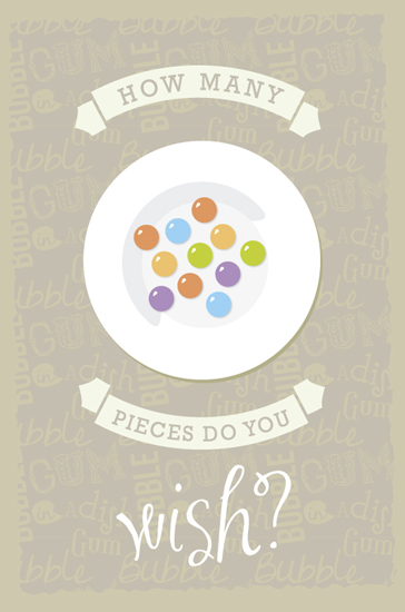 art prints - Bubble Gum by Betta