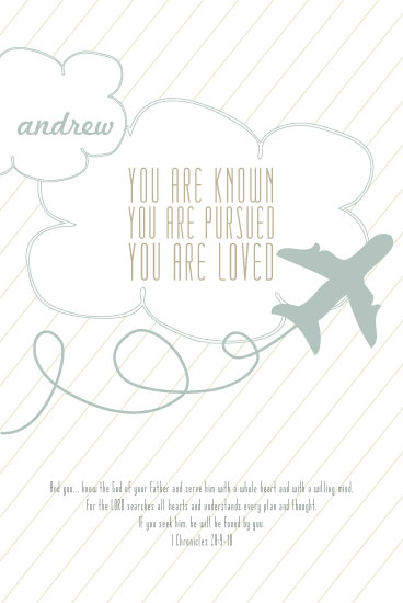 art prints - You Are Known. You Are Loved. by Ashlee Proffitt