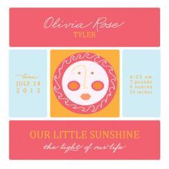 Our Little Sunshine