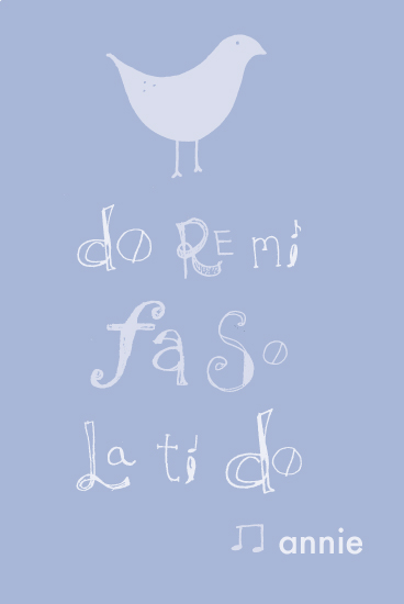 art prints - Do Re Mi by Tate Design