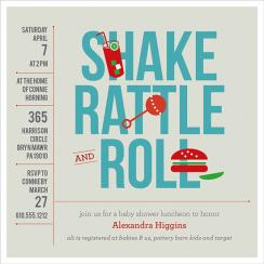 shake, rattle, roll