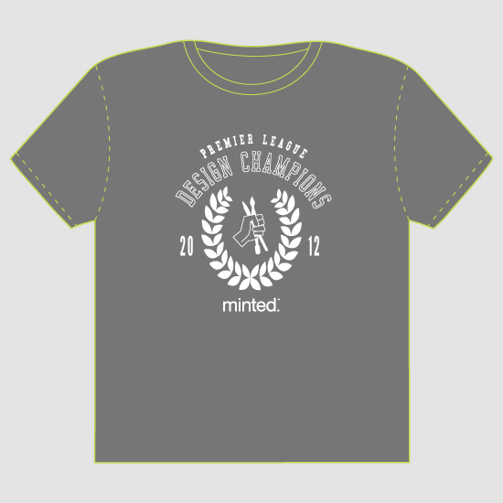 minted t-shirt design - Design is a Sport by Bonjour Berry