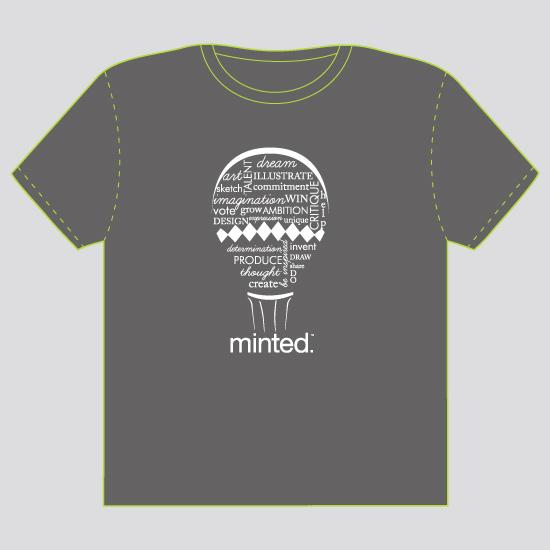 minted t-shirt design - Soaring by Oma N. Ramkhelawan