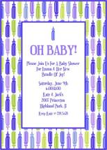 Baby Bottle Bundle of J... by Lynn Clark