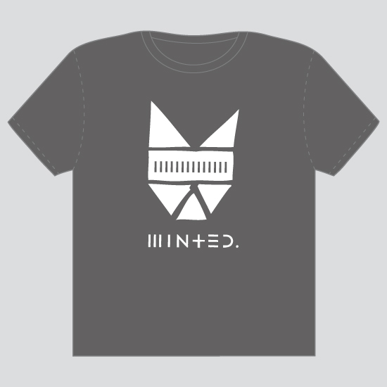 minted t-shirt design - Obey Your Robo-Kitty by Waui Design
