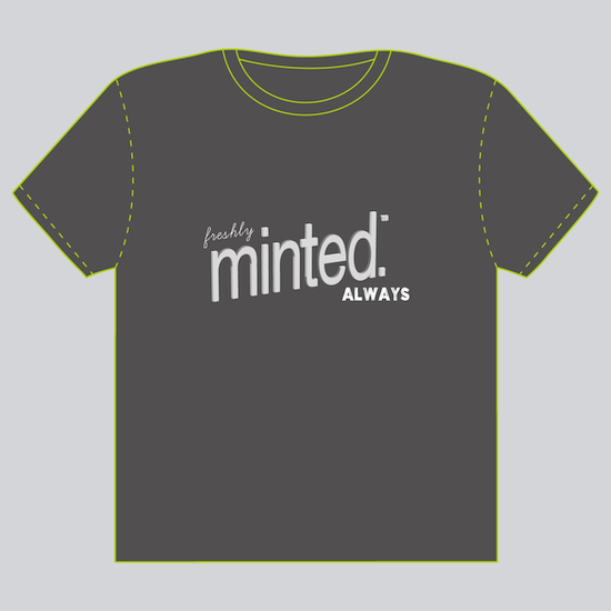 minted t-shirt design - Always Fresh by Stefanie Reaves