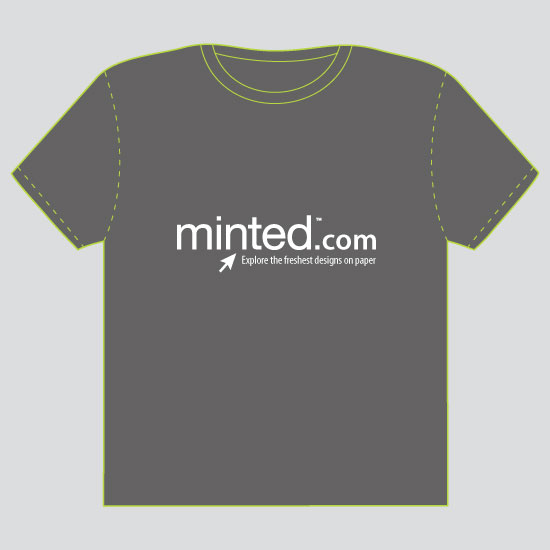 minted t-shirt design - Explore by Tracy Dunn