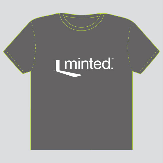 minted t-shirt design - Opening by Thy Tran