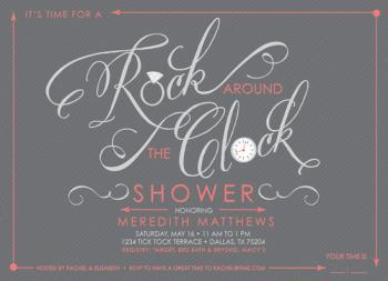 Rock Around the Clock Shower
