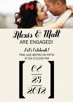 no prior Engagements for the big DATE