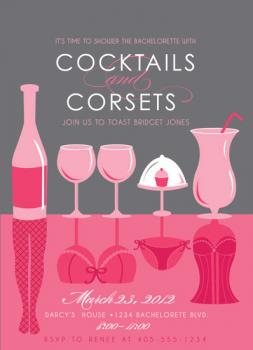 Cocktails and Corsets